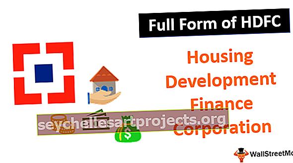 HDFC täisvorm