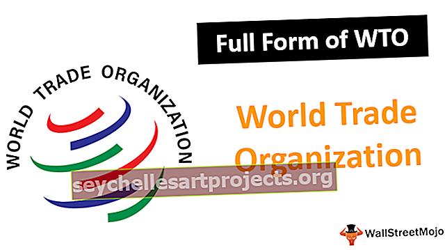 WTO täielik vorm