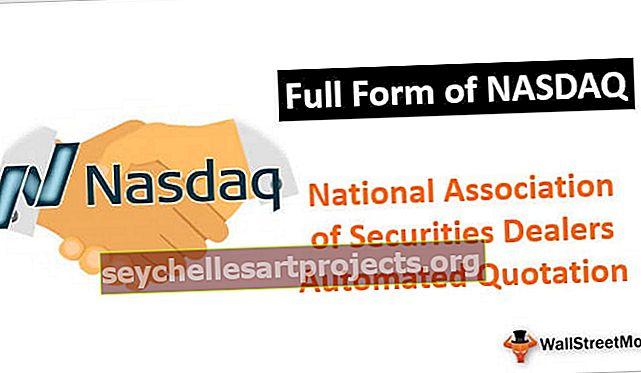 NASDAQ täisvorm