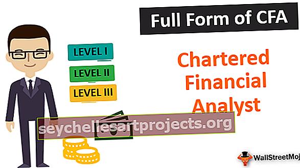 CFA täielik vorm