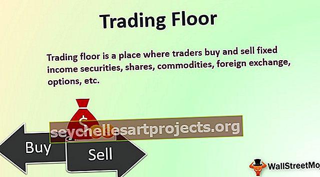Όροφος συναλλαγών