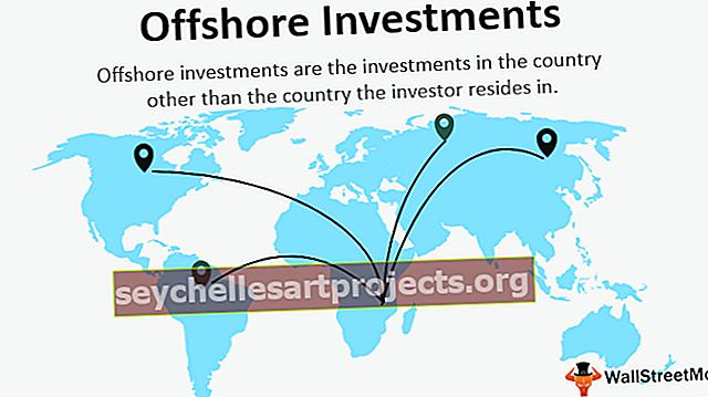 Υπεράκτιες επενδύσεις