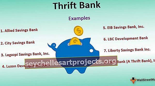 Thrift Bank