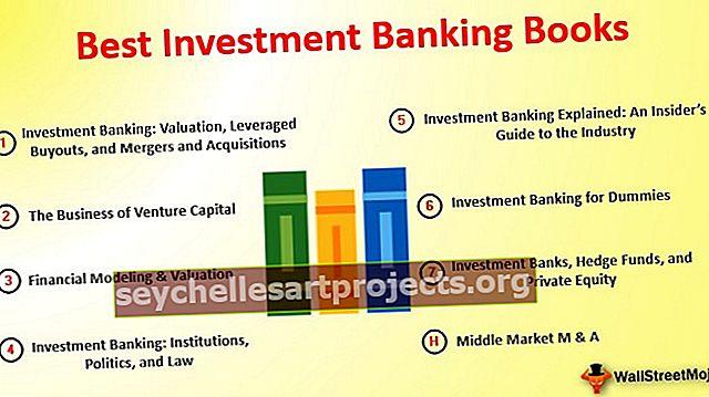 Κορυφαία 12 καλύτερα βιβλία επενδυτικής τραπεζικής