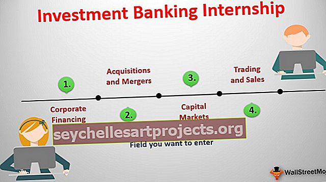 Investicinės bankininkystės stažuotė