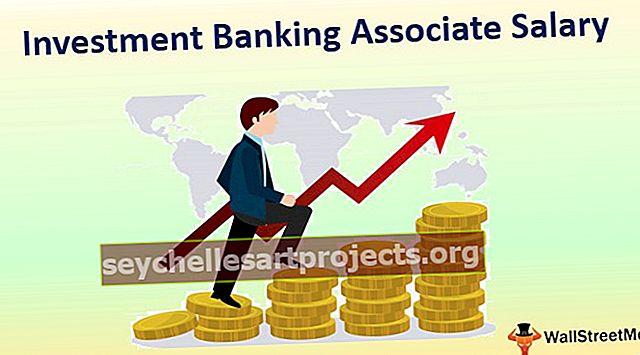 Investicinės bankininkystės asocijuotas atlyginimas