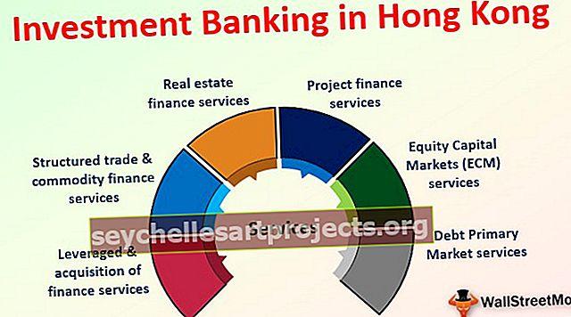 Investiční bankovnictví v Hongkongu