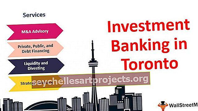 Investiční bankovnictví v Torontu