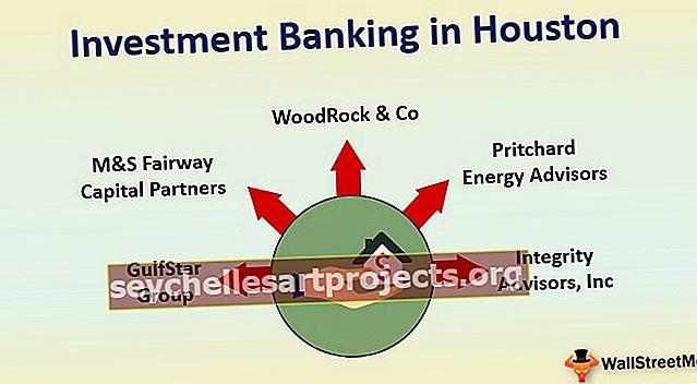Investiční bankovnictví v Houstonu