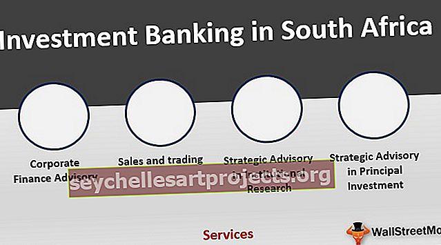 Investiční bankovnictví v Jižní Africe