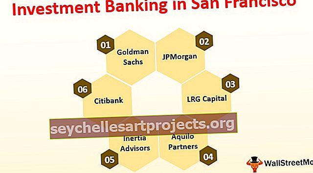 Investiční bankovnictví v San Francisku