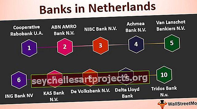 10 parimat panka Hollandis