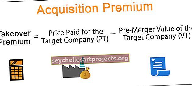 Premium εξαγοράς (εξαγορά)