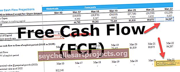Vaba rahavoog (FCF)