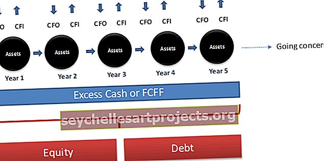FCFF (vaba rahavoog firmale)
