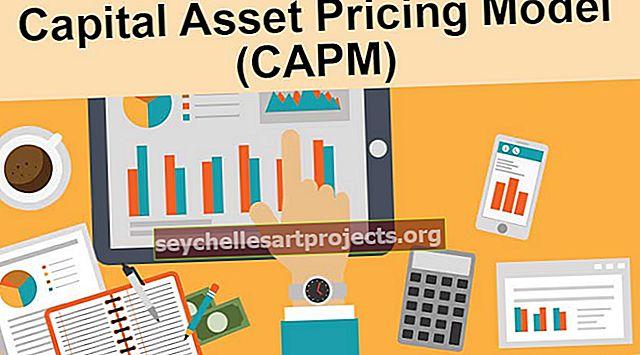 Kapitali vara hinnakujunduse mudel (CAPM)