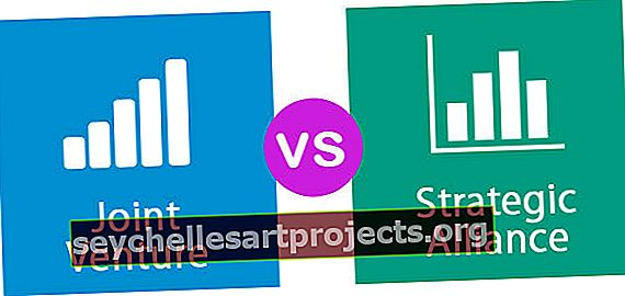 Ühisettevõte vs strateegiline liit