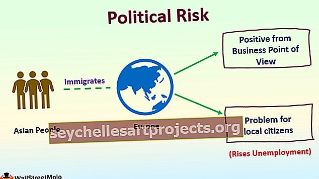 Poliitiline risk